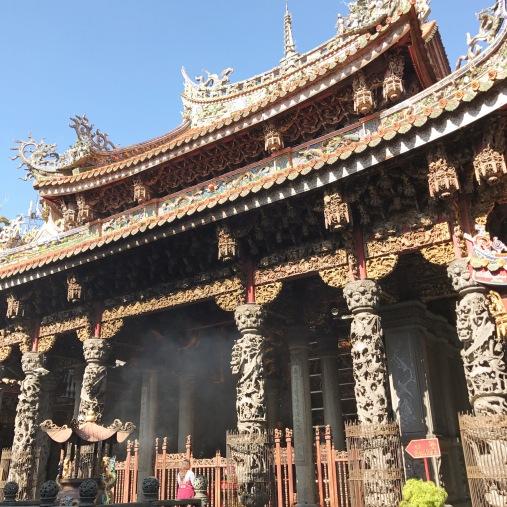 Sanxia & Zushi Temple
